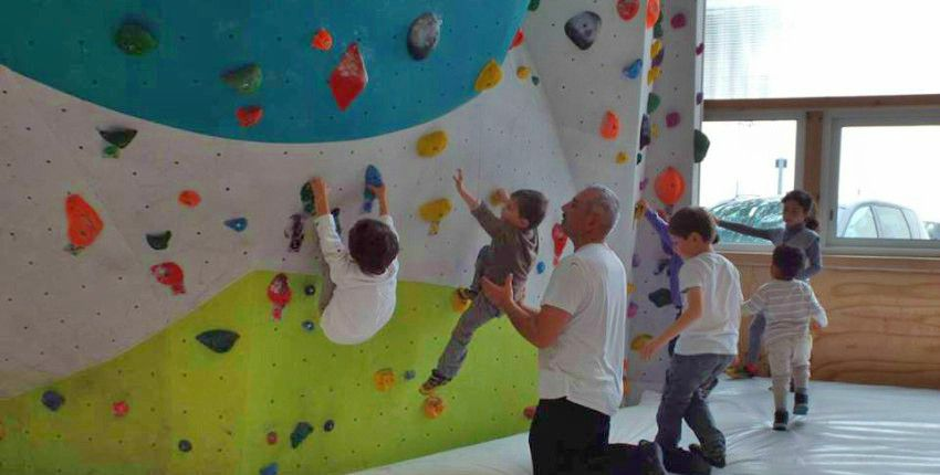 Stage d'escalade 2h / Climb Up Limoges / 4-7ans